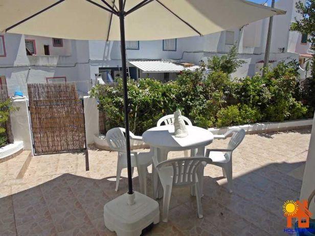 T1+1 Casa Ferragudo, c/espaço exterior a 15min a pé das praias