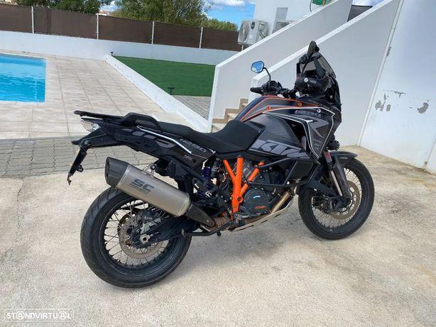 KTM 1290 Super Adventure 1290 Super Adventure R