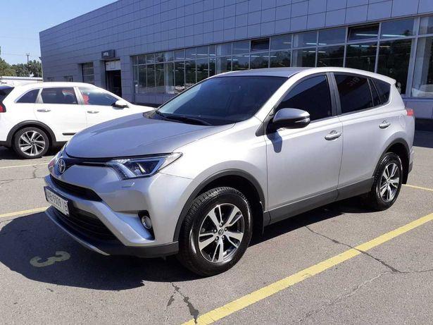 Toyota RAV 4 2.2 дизель, 4*4 2017