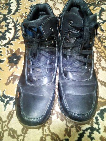 Ботинки зима 37р.