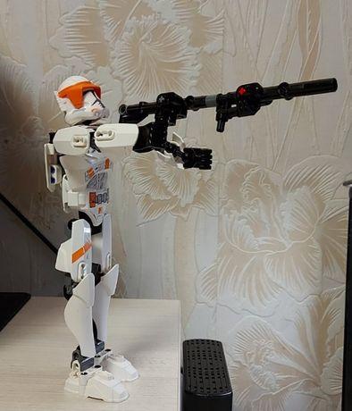 Товар из США/робот полностью разборной.