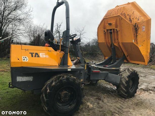 Terex TA6S  Wozidło budowlane terenowe