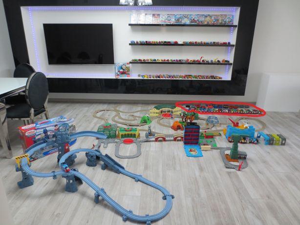 TOMEK I PRZYJACIELE zabawki całe zestawy i bajki 14 płyt DVD