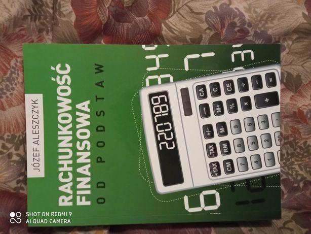Książka Rachunkowość finansowa od podstaw