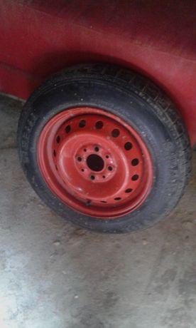 Pneu suplente Fiat Punto 97