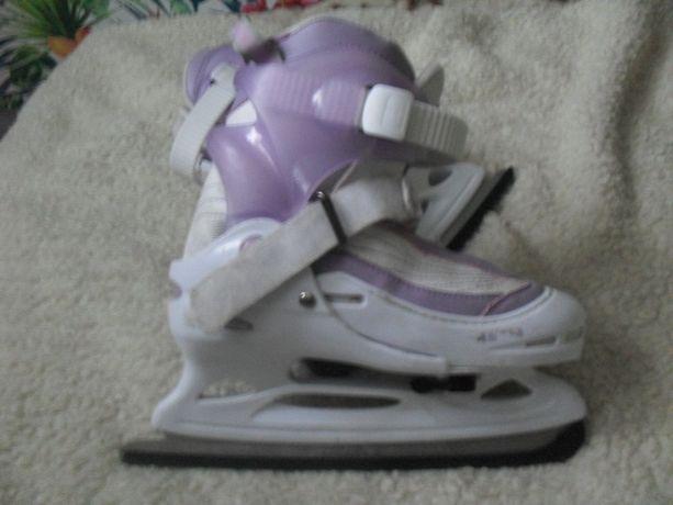 Sprzedam tanio łyżwy Figurowe i Hokejowe