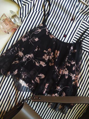 Топ бандо сексуальная блуза, new look