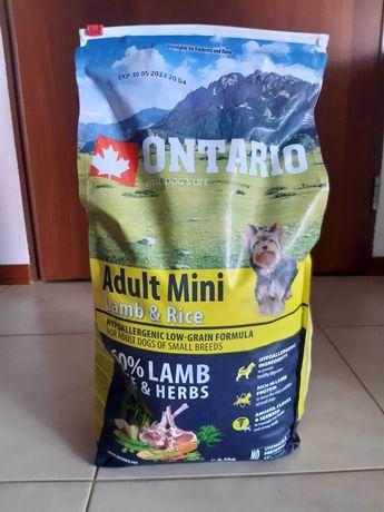 Karma Ontario Lamb&Rice Adult Mini 6.5 kg