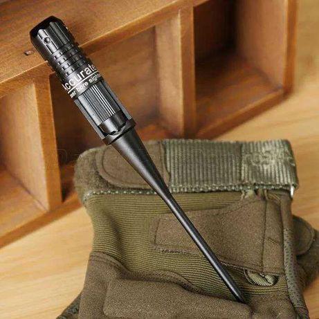 Caça Colimador laser para afinação de miras calibres .22 a .50