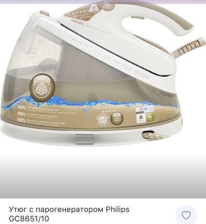 Утюг парогенератор Philips GC8651