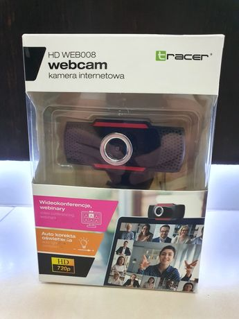 Kamera internetowa Tracer HD WEB008 Nowa