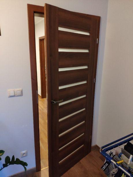 Skrzydło drzwi łazienkowych Porta