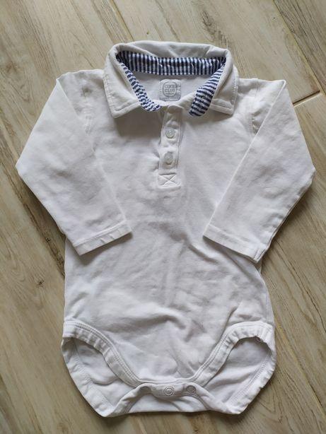 Body koszulowe koszulobody smyk cool club 80 muszka