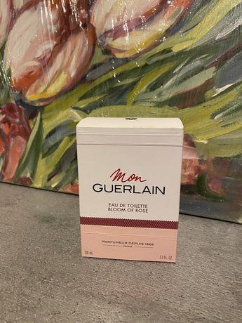 Туалетная вода Mon Guerlain / мон герлен Bloom of rose(оригинал) 100мл