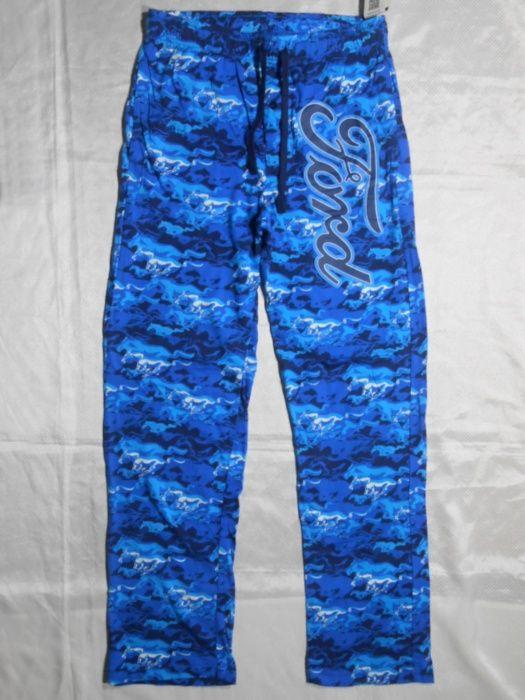 S 44-46 Хлопковые домашние уютные трикотажные штаны для дома Киев - изображение 1