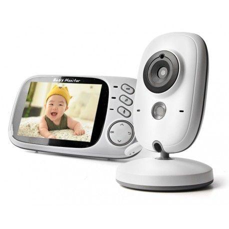 Відео няня (Відеоняня, радіоняня) Baby Monitor VB603