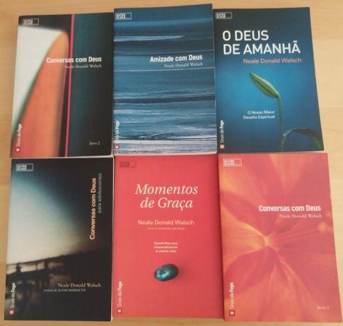 Livros Auto-Ajuda, Desenvolvimento Pessoal - Pack Neale D. Walsch
