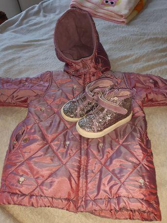 Демисезонная, тёплая осень, осенняя куртка