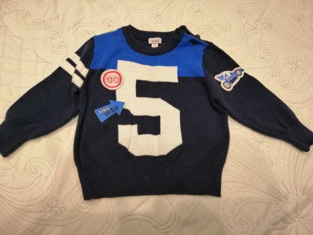 Продам свитер для мальчика Blukids