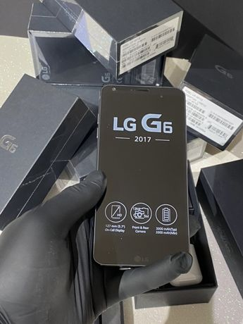 Lg G6 -DUOS- NEW!!
