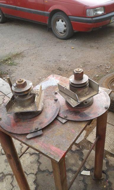 роторы самодельной косилки