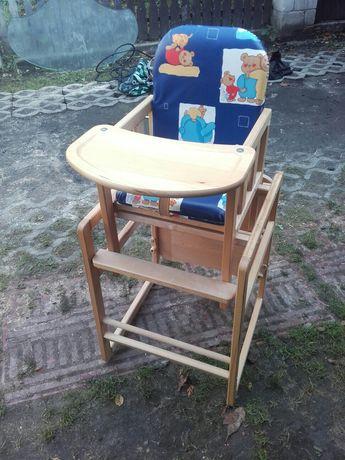 Krzesło do karmienia  dziecka
