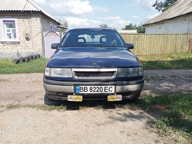 Продам Opel Vectra A GL газ/бензин