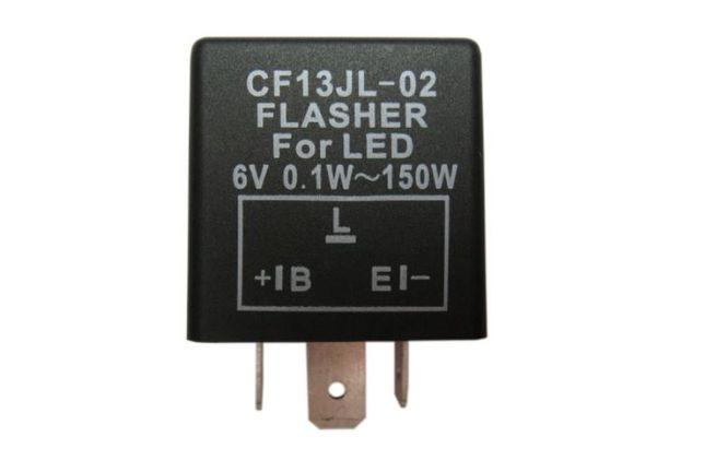 Uniwersalny przerywacz kierunkowskazów LED 6V MZ