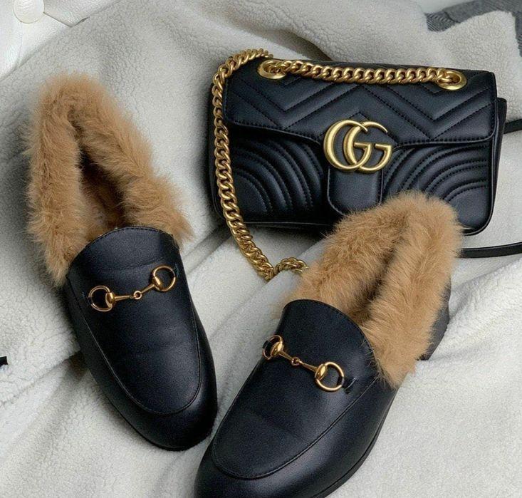 Лоферы Gucci Italy Киев - изображение 1