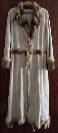 Дубленка женская ( Греция, горная лиса )