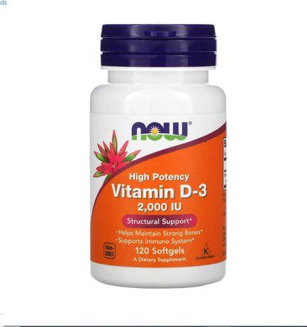 Витамин Д витамины iHerb