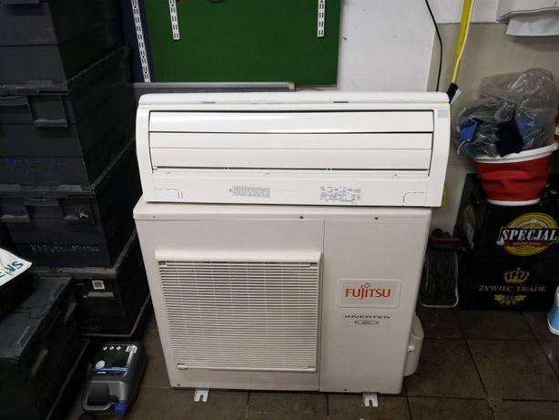 klimatyzator 7,1 kw fujitsu aoyz24lbt nocria chlodzenie/grzanie