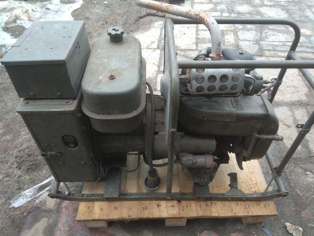 Agregat prądotwórczy PAB4