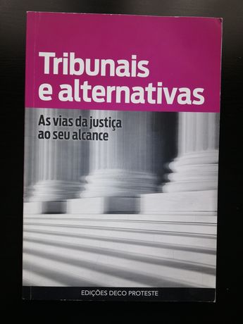 Tribunais e alternativas