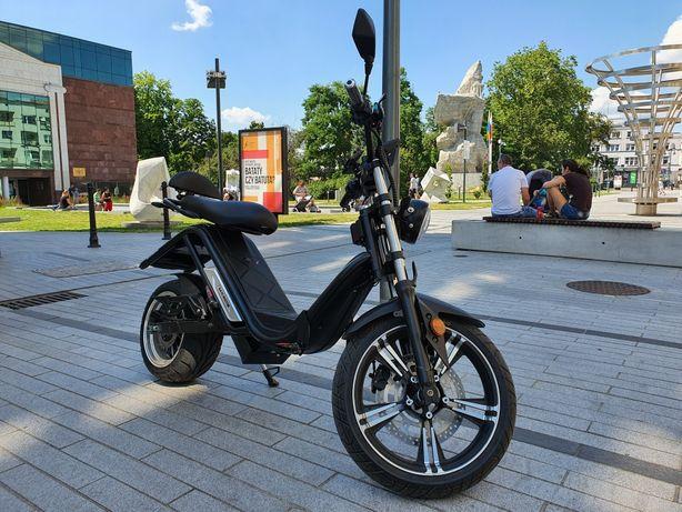 E skuter e hulajnoga 2020 6kw 38ah 150km nie rower