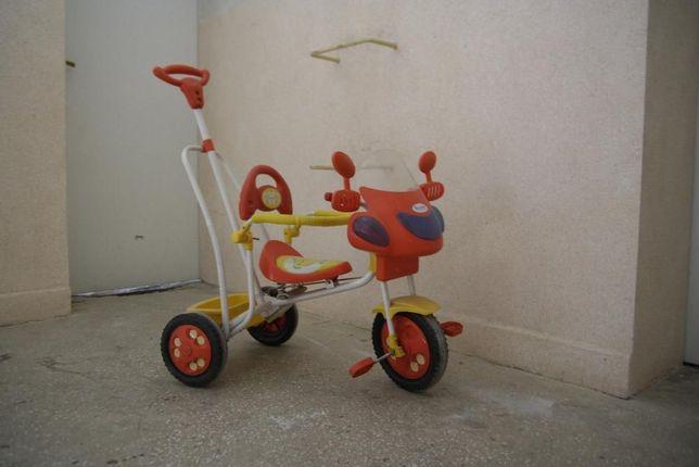"""Rower trójkołowy """"Motorek"""""""