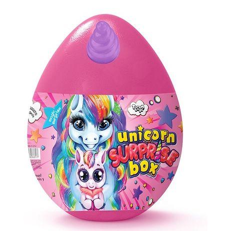 Яйцо сюрприз Пони Danko Toys Unicorn SURPRISE BOX (USB-01-01U) ЛЬВОВ