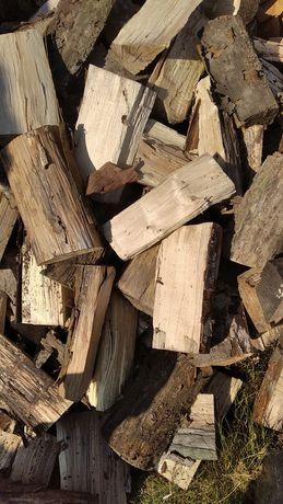 Drewno sosna olcha,kominkowe,opalowe