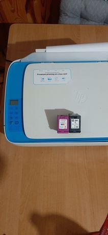 Drukarka HP 2 nowe tusze tonery