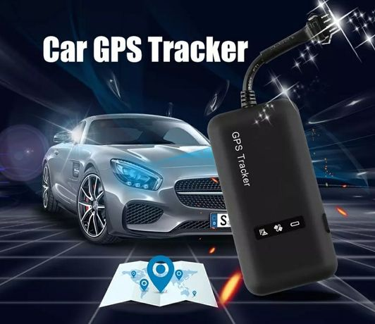 GPS Tracker para localização dos seus veículos (Novo)