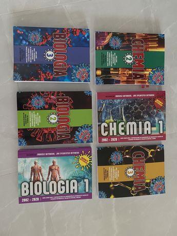 witowski rozszerzenie biologia chemia książki nowe wydania