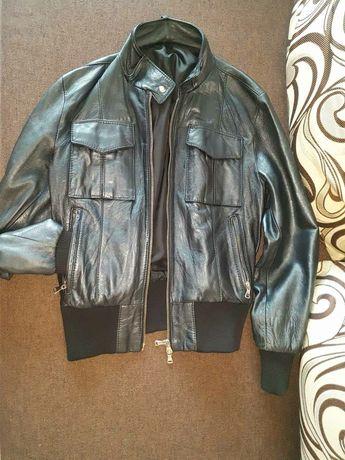 Курточка женская эко кожа
