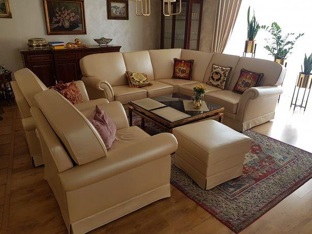 Fotele,narożnik Desio/Treviso (CamelGroup), Kanapa,Fotel,zestaw