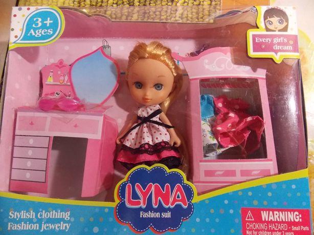 Кукла лялька Луна 16см.