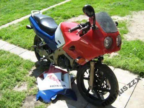 Honda nsr 125 jc 20 zawieszenie