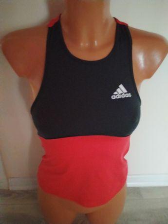 Adidas top krótki