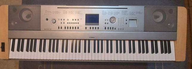 Pianino cyfrowe Yamaha DGX 640 oraz Casio PX 350m. Możliwa zamiana.