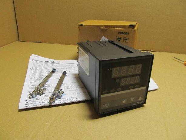 PID ПИД контроллер REX-C700 регулятор температуры, термостат