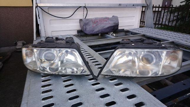 Lampy Przednie Lampa Prawa Lewa Audi A6 C5