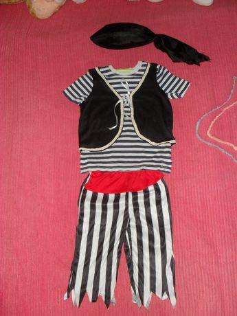3-6 л карнавальный костюм пирата